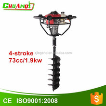 New type mini earth auger soil auger deep root digging tool