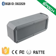 Super bass bluetooth 4.1 portable speaker for outdoor