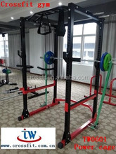 Strength training fitness Power rack/heavy commercial gym Power cage