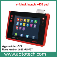Super launch x431 scanner x431 pad original diagnostic scanner with good price--Fannie
