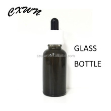 Chinese Classic Style Customer's Logo Can Be Printing Round Glass Bottle 15ml,20ml,30ml