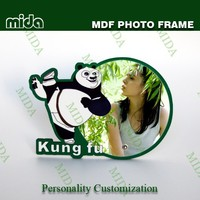 MDF photo frame for sublimation printing