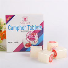 Purity 96% Yuhua Brand Refined Synthetic Camphor