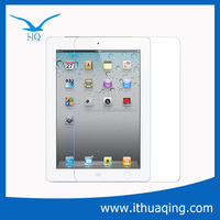 brilliant quality Clear Tempered Glass Screen Protector for IPADmini 1 2