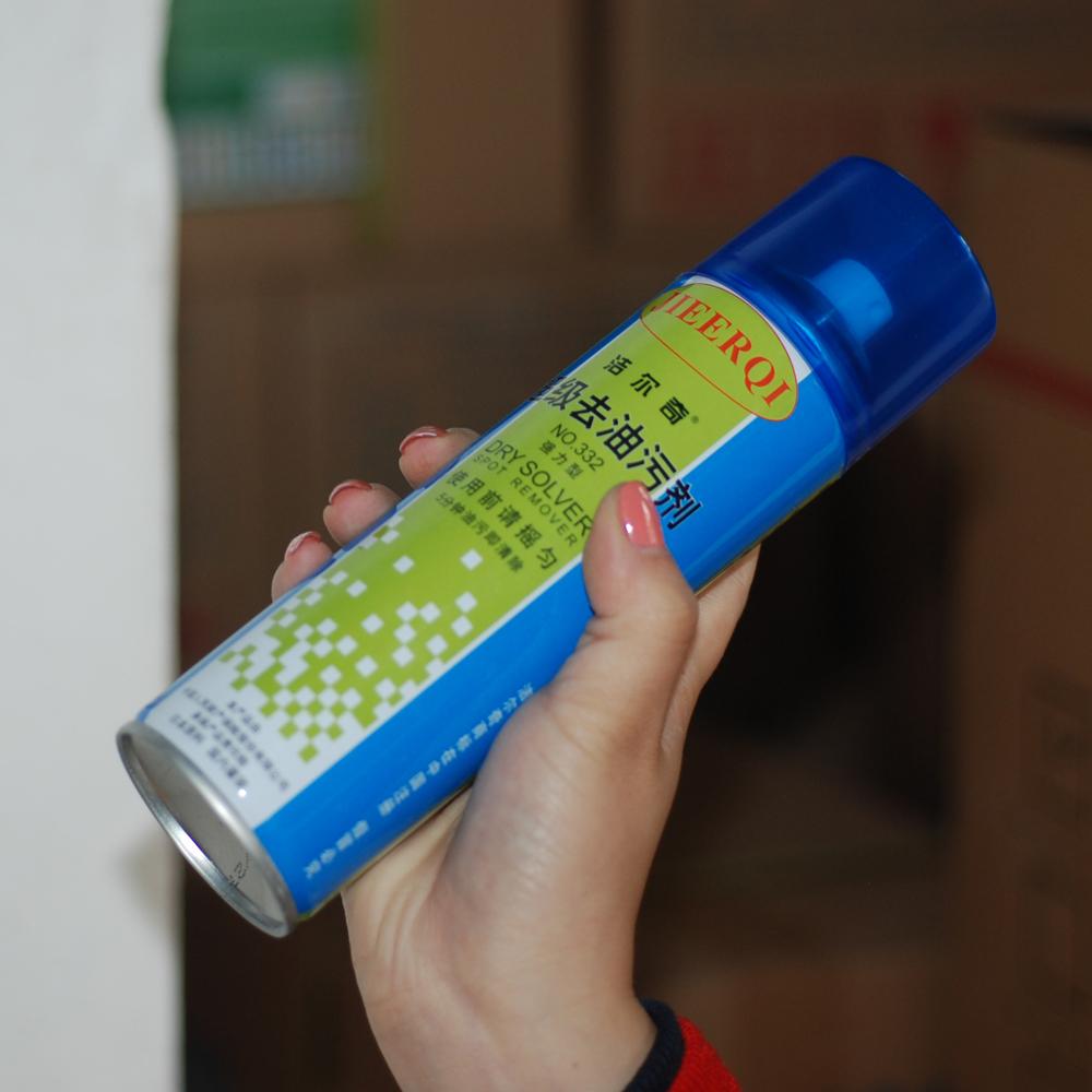 vendita calda jieerqi 332 colla spray per il vestito grasso e olio