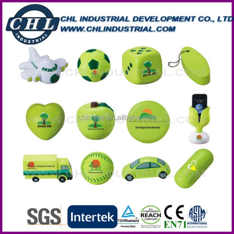 Promotion customized stress ball