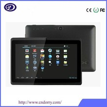 7 inch android tablet q88 android 4.4 a33 tablet pc software download