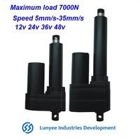 24v Adjustable operable skylight electric motor