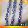 Acrylic crystal Octagonal beads Bulk Bread Beads Diy garland strands Beads for decoration chandelier