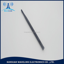Free sample wlan rubber wireless 2.4ghz Antenna , wifi antenna With SMA/RP-SMA male connector