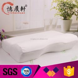 Memory foam massage wedge pillow