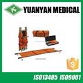 4 ambulanza barella pieghevole; barella di emergenza, trasporto del paziente;