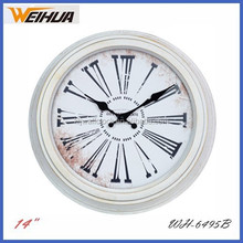 14 inch antique china wall clocks wholesale