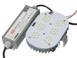 UL/CUL Listed replace 400w metal halide/HPS Meanwell driver led retrofit kit