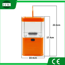 Outdoor Emergency Lights, Aluminium 15LED camping lamp/lantern