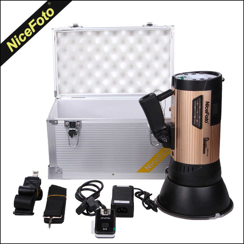 480A(Gold)_ Wireless studio flash Photographic equipment