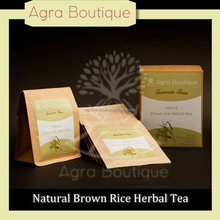 Eco-friendly bags for food packaging Organic rice Christmas gift