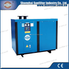 refrigerated compressed air dryer for gas station air pump