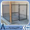 Baochuan wholesale dog kennel / iron dog kennel cage / galvanized steel dog kennel
