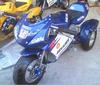 49cc gas mini right three-wheeled motorcycle bikes for kids