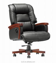 2015Black Leather High Back Office Chair Executive Chair Computer boss Chair For Office And Home Use