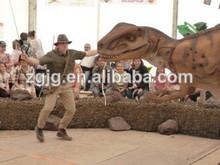 Traje De Dinosaurio Mecánico