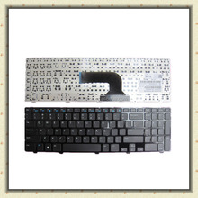 Replacement Laptop Keyboard for Dell Inspiron 15R-5521 2521 5535 3537 5528 2528 5537 5421 3521