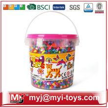 Direct selling plastic ironing beads children creative toys ET05B