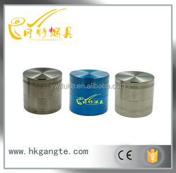 GT5052 top quality 5layer simple herb/tobacco/weed grinder best selling OEM