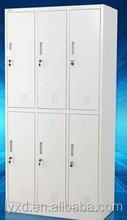 six foot locker shoes abs plastic hanging compatment mini metal biometric steel locker