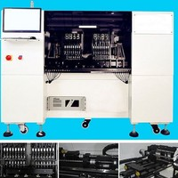 35000-45000 chips per hour small scale led pick and place machine with low cost