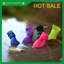 Wholesale price Fashion design Pet shoes & Pet waterproof boots for Dog