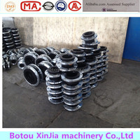 German Standard flanged ends expansion joint pipe