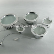 High power Salable indoor recessed led down ligh