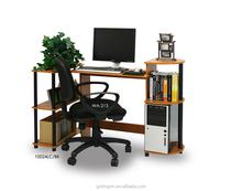 adjustable office desk working table with chair furniture(DX-E105)