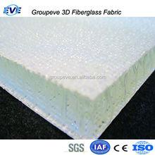 Laminate 3D Fiberglass Woven Cloth Fabrics Suppliers