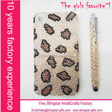 hot selling bling crystal case for iphone