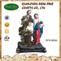 Resin crafts & gifts religious holy family nativity