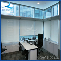 Various colors office curtain, type of office window curtain