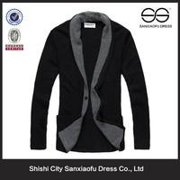 New Design Wholesale Mens Cotton Sweater, Latest Fshion Man Casual Cardigan