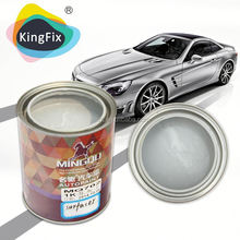 Acrylic waterproof washable clear coat paint