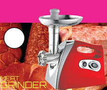 OEM &DEM Hot sale worldwide good quality Home Appliance practical home electric meat grinder with handle