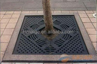 Ductile iron casting huge tree grate