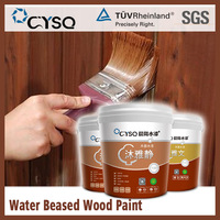 CYSQ odorless paint coating for wood