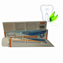 Anti-cavity Fluoride Toothpaste For Sensitive Teeth