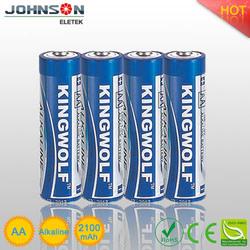 Factory 1.5v AA dry battery