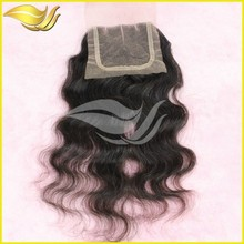 New products 2014 hair closure piece retailers general merchandise