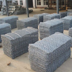 High Quality Gabion Basket Manufacturer