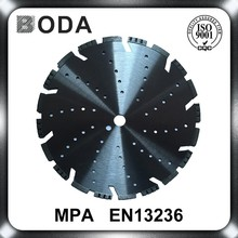 OEM precision Carbide saw blade for cutting stainless steel