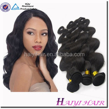 2015 Hot Sale !!! Factory Large Stock 100% Thick Virgin Cambodian Hair 3 Bundles